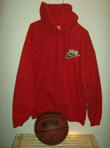 Pullover-red